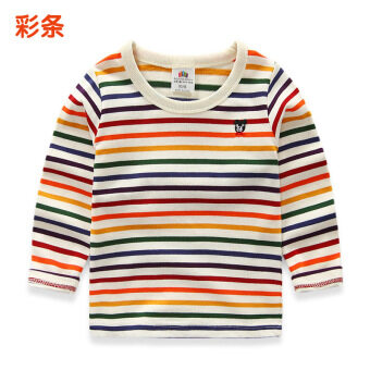 Baby tx-6431 Bear color of the T-shirt bottoming shirt (The color of the) (The color of the)