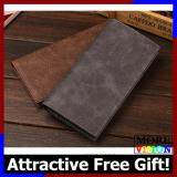 CaxiKven Genuine LEATHER LONG WALLET WITH 11 CARD SLOTS +Free Gift MI0833