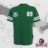 CHALLENGER BIG SIZE Round Neck T-Shirt CH1015 (Green)