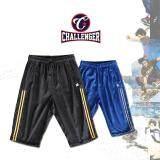 CHALLENGER BIG SIZE Sport Shorts CH6035 (Black)