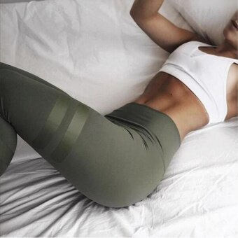JR Army Green Sporting Leggings Clothing For Women's Fitness QuickDry Pants High Waist Leggins Fitness Workout Leggings