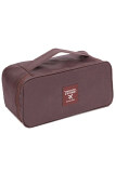 Monopoly Travel Series Undergarment Pouch (Brown)