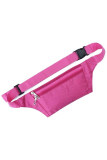 Practical Waterproof Multi-functional Outdoor Sport Waist Bag (Pink)