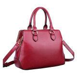 Sokano Trendz 833 Premium PU Leather Handbag Handbeg Wanita (Maroon)