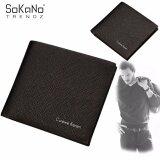 SoKaNo Trendz Curewe Kerien Premium PU Leather Men Wallet Horizontal - K183-1 Black