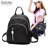 SoKaNo Trendz Korean Style SKN762 Nylon Backpack