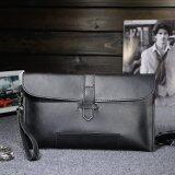 SoKaNo Trendz M008 Cowboy Design Men Handy Pouch Black