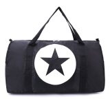Travel Star Large Capacity Duffle Travel Bag Black