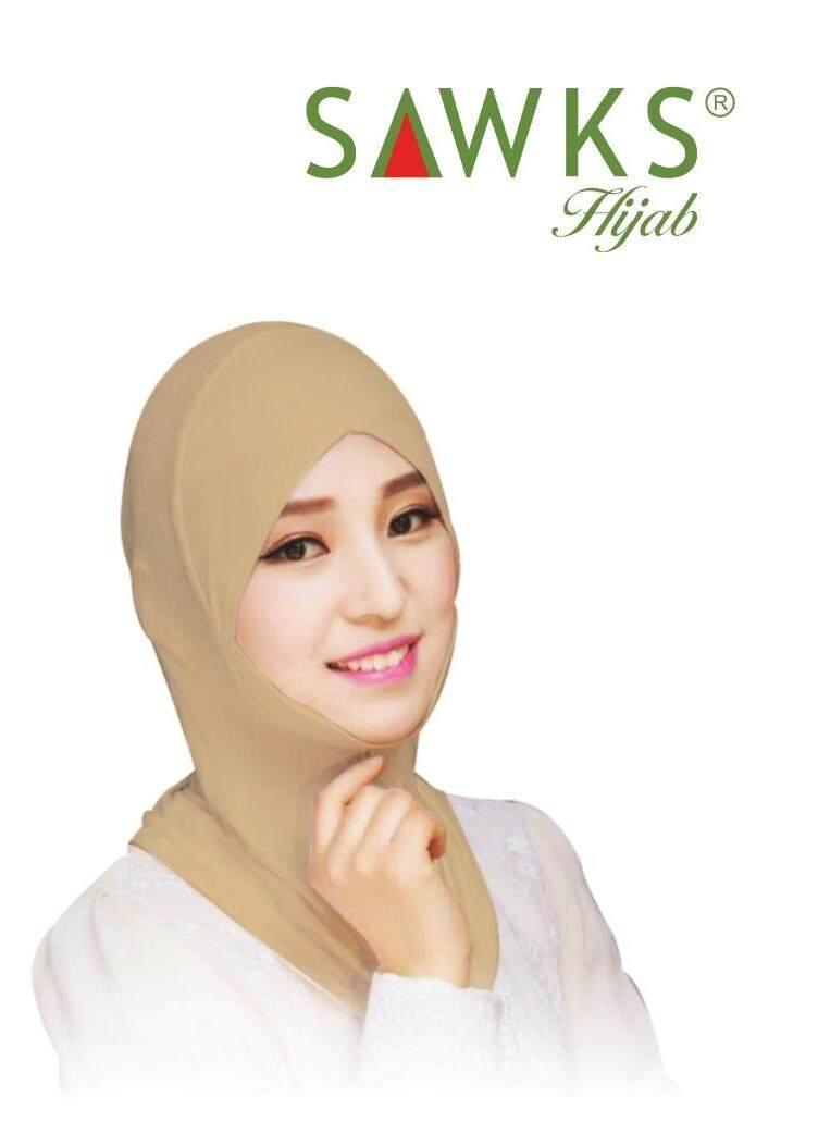 Semlouis Aurat Cotton Tube Inner Hijab  - Tutup Leher / PCS