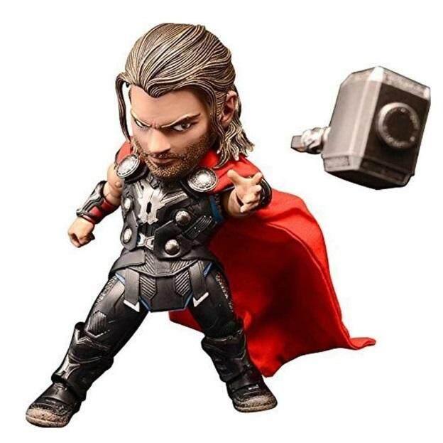 Beast Kingdom Marvel Avengers: Egg Attack Action - Age of Ultron - Thor (EAA-013) - Mainan Kanak Kanak Lelaki