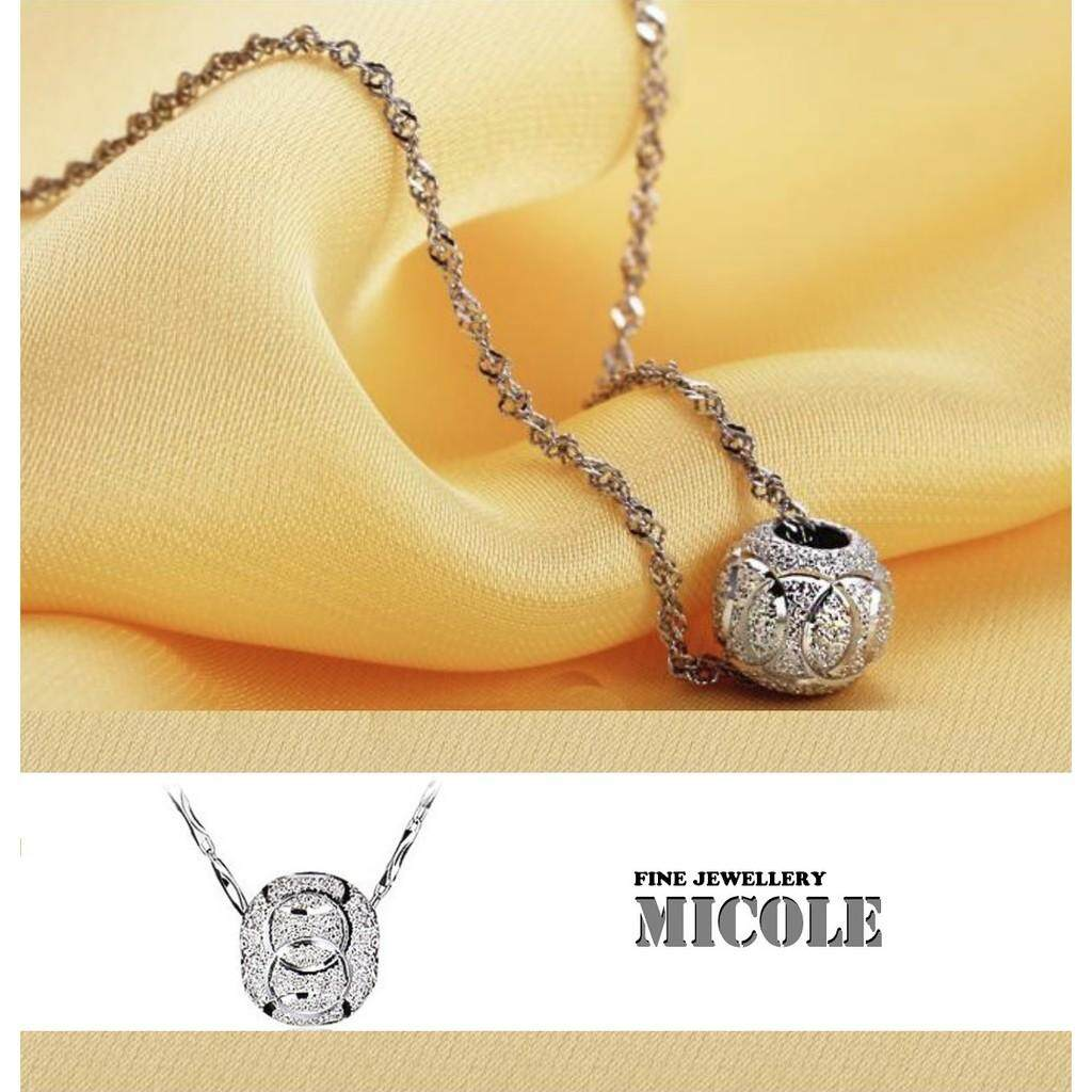MICOLE M1048 Fashion Women Necklace Pendant