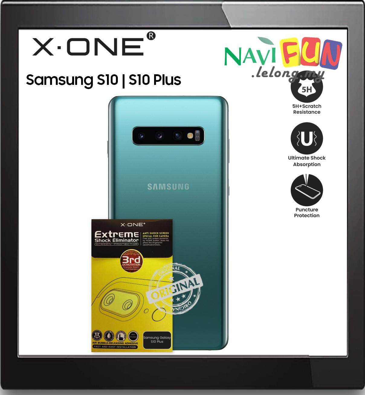 X-One® Extreme Camera Protector Samsung Galaxy S10 Plus