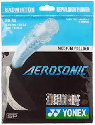 Original Yonex Aerosonic Badminton String