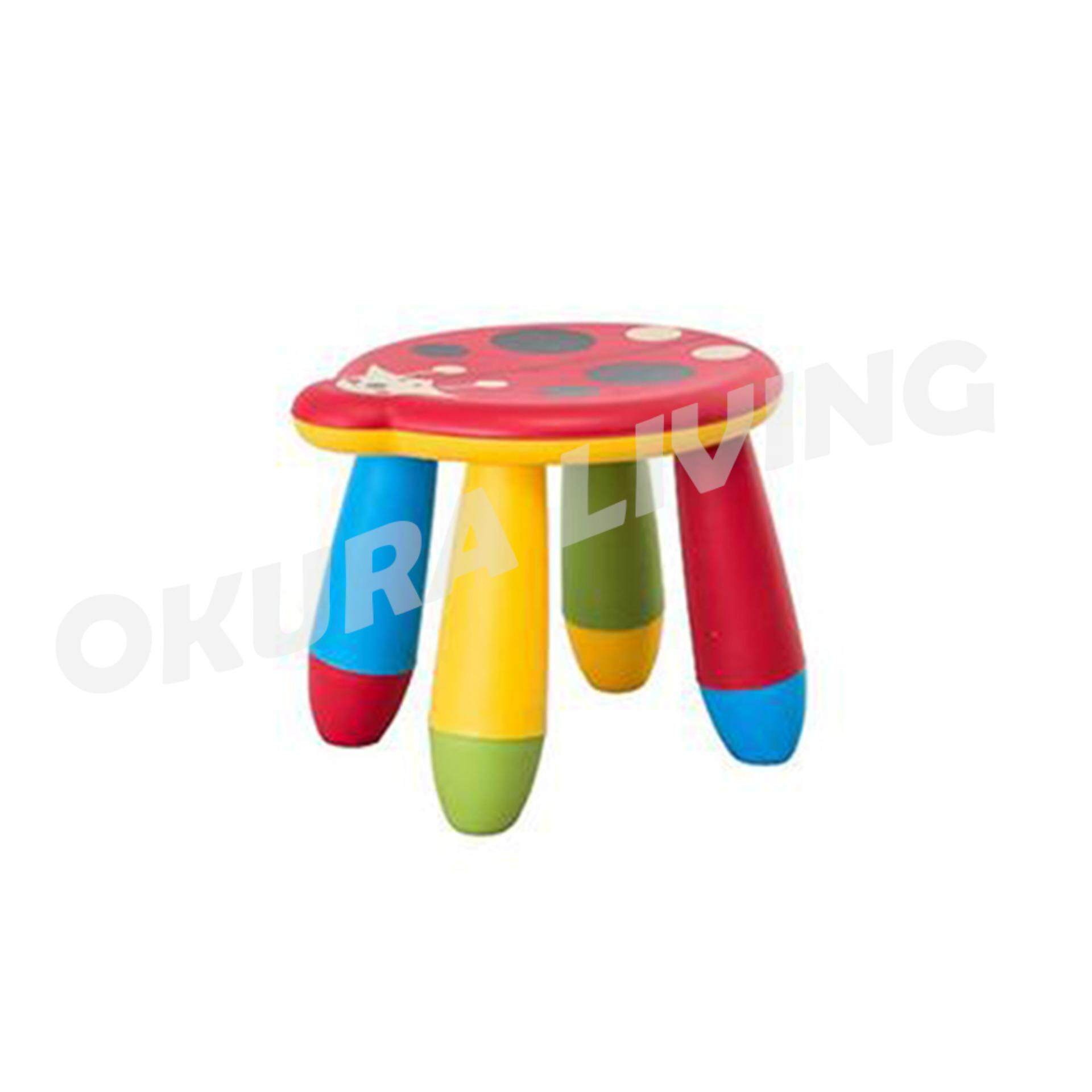 OKURA Ladybird Children/Kid Chair Indoor, Outdoor