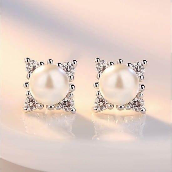 Micole E5020 Korean Style Women Elegant Earrings
