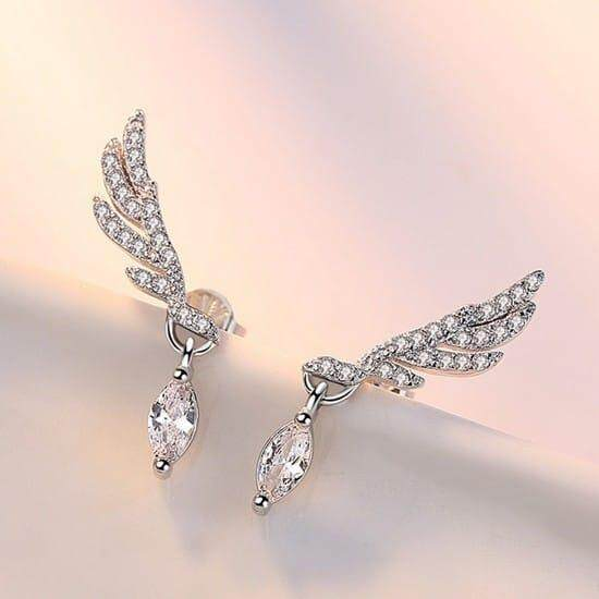 Micole E5025 Korean Style Women Elegant Earrings