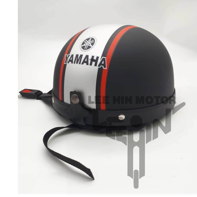 Yamaha Half-Cut Helmet