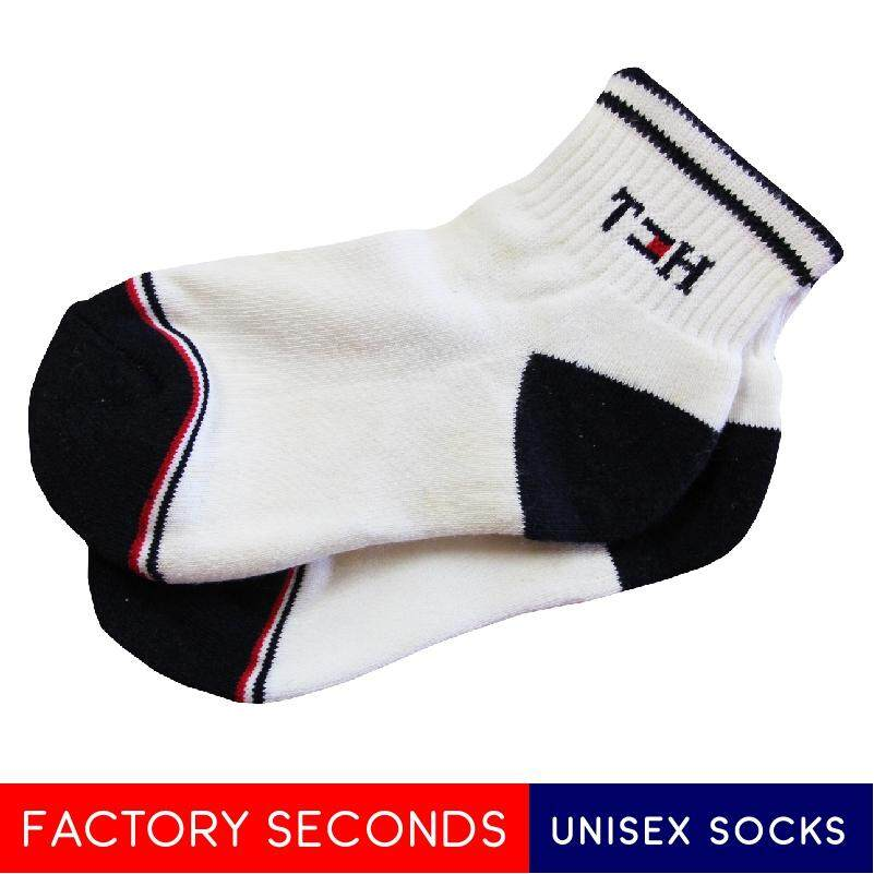 COMFORTABLE SOCKS FACTORY SECOND TMK1-3 WHITE (S SIZE)