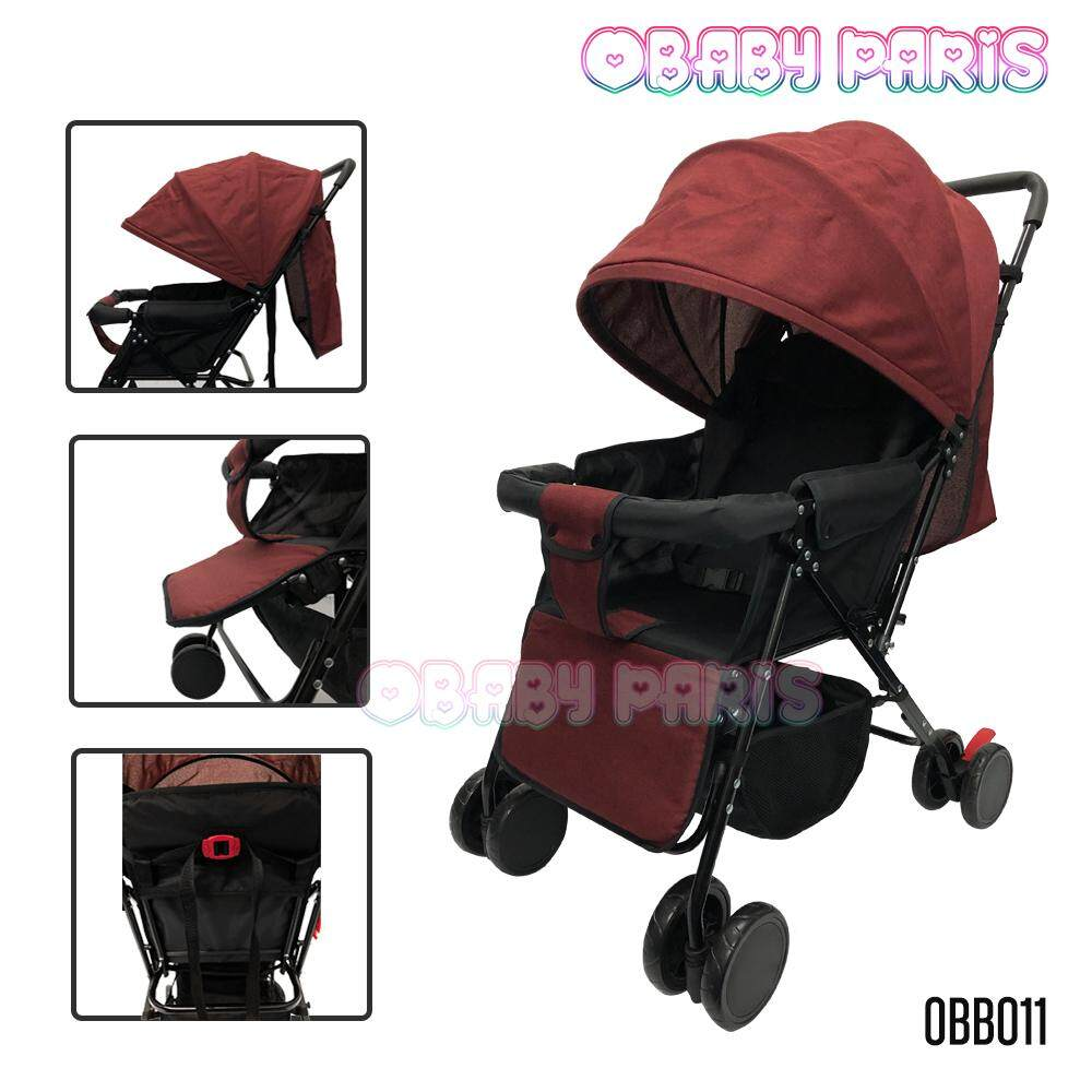 OBaby Paris OB011 Premium High Foldable Baby Stroller