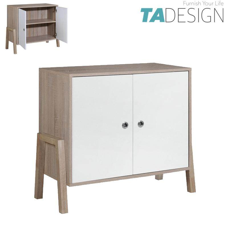 TAD ALISA compact sideboard filling cabinet shoe cabinet