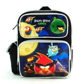 "Angry Birds Space 12"" Toddler Backpack - Out of This World"