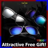 [Attractive Free Gift!] Unisex fashion polarized sunglasses 1119
