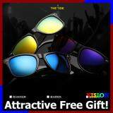 [Attractive Free Gift!] Unisex fashion polarized sunglasses 2140