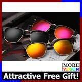 [Attractive Free Gift!] Unisex fashion polarized sunglasses 3016