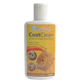Chubbypetsgarden(R) CoatClean Small Animals Shampoo 150ml