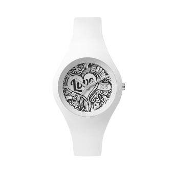 ICE-Watch-ICE love - White Doodle - Small