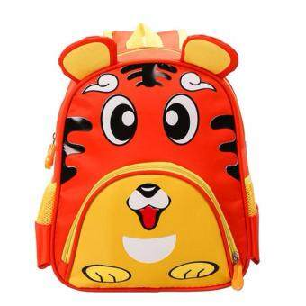 KIDS Kindergarten Nursery Smart Tiger Kid Children Toddler JuniorCartoon Bag Backpack