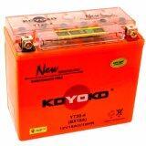 KOYOKO NANOGEL BATTERY YT20-4 12V18AH /10HR