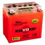 KOYOKO NANOGEL BATTERY YTX5L-BS 12V5AH/10HR