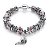 SoKaNo Trendz Fish Style SK063 Charm Bracelet