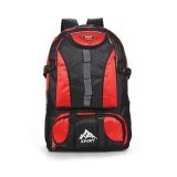 SoKaNo Trendz SKN177 Sport and Travel Backpack- Red