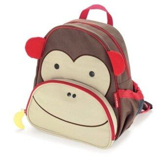 TEEMI Animal Design School Bag Preschool Backpack for Kids Children - Coco Monkey