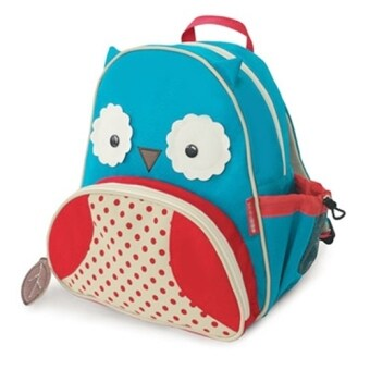 TEEMI Animal Design School Bag Preschool Backpack for Kids Children - Night Owl