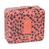 Travel Accessories Toiletry Bag / Make Up Bag / Cosmetic Bag  - BAG LEOPARD