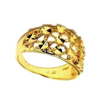 Warkwick Fashion Ring By KLF Gold