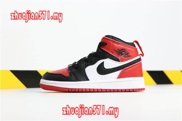 Original_Nike_Air_Jordan_1_Retro_Kids_Boys_Girls_Sports_Basketball_Shoes_Sneakers_AAJJ429 Giảm Cực Sốc