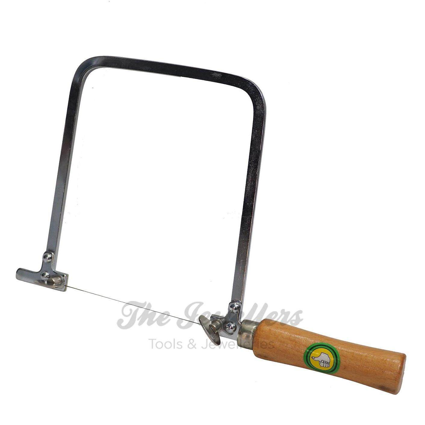 150mm Saw Frame with Wooden Handle