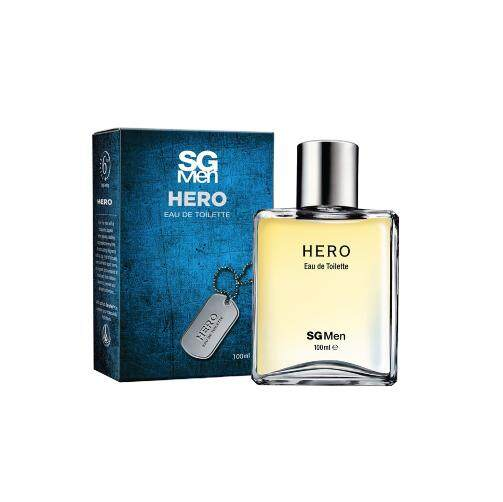 SG Men Eau De Toilette Hero 100ml perfume for men