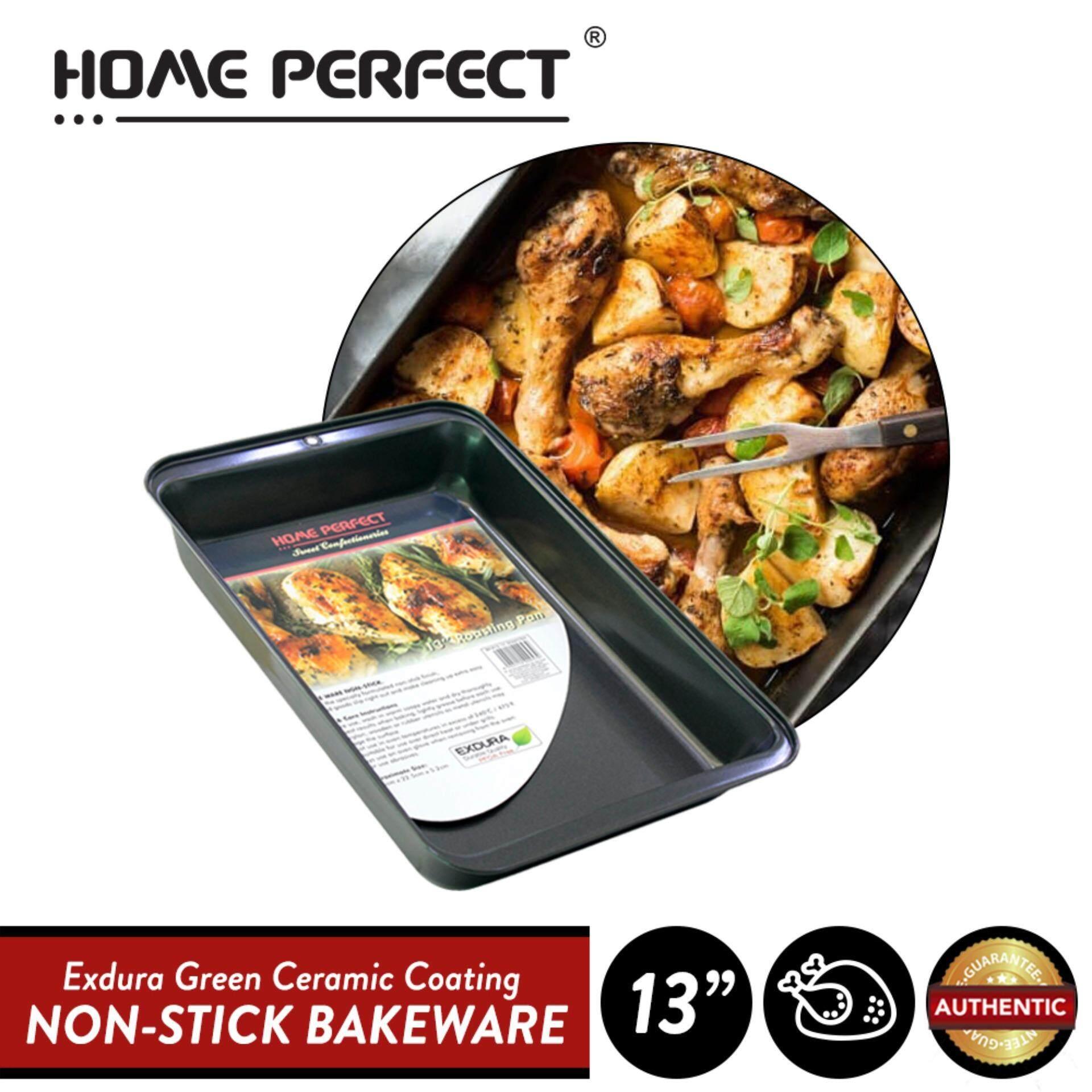 "Elianware x HomePerfect Non Stick Pan (13"") Roasting Pan"