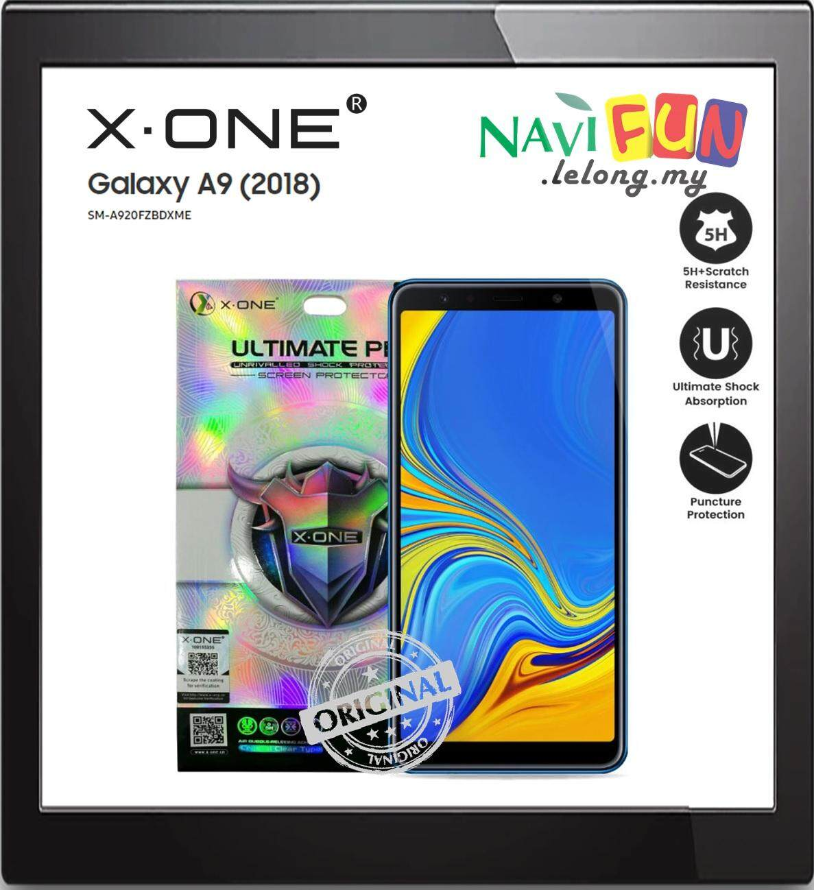 X-One® Ultimate Pro Screen Protector Samsung A9 2018