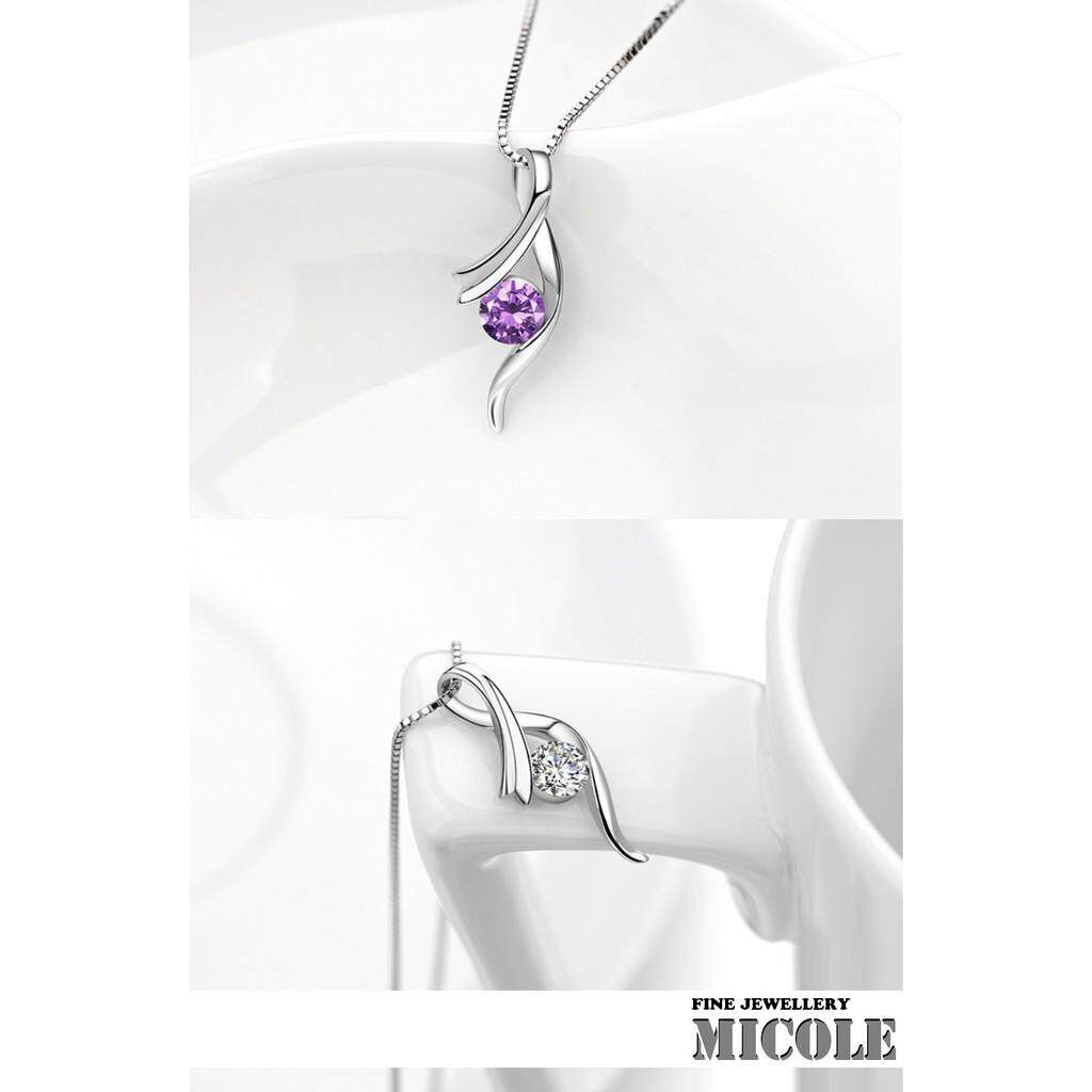 MICOLE M1040 Fashion Women Necklace Pendant