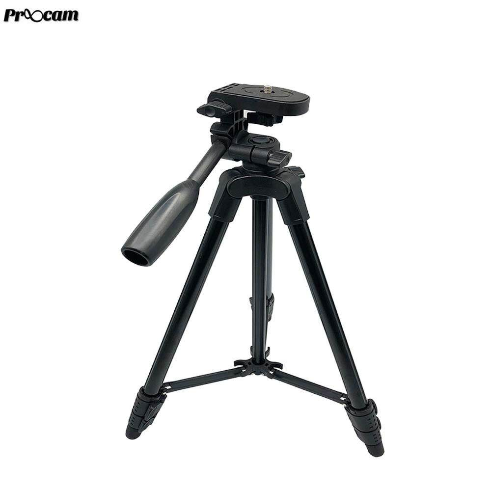 Proocam 508 portable travel tripod for Camera and smart Phone