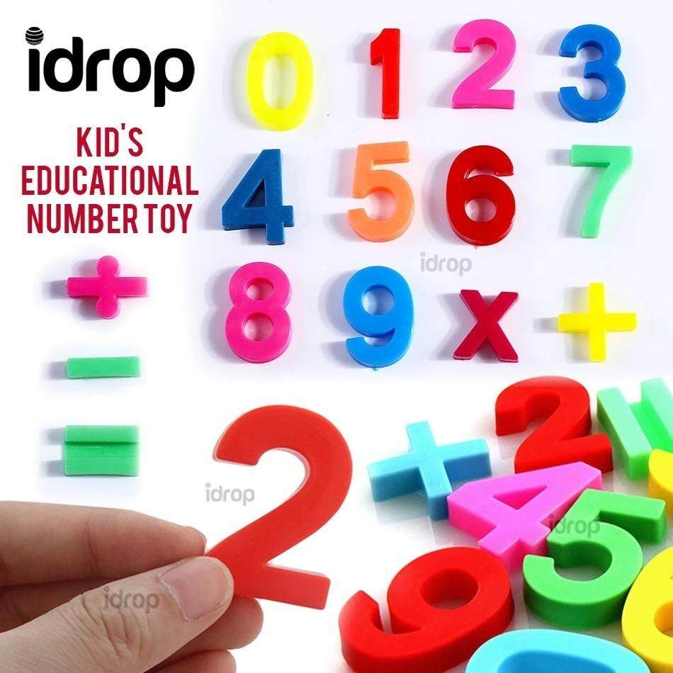 idrop Kids Math Numerical Educational Number Toy
