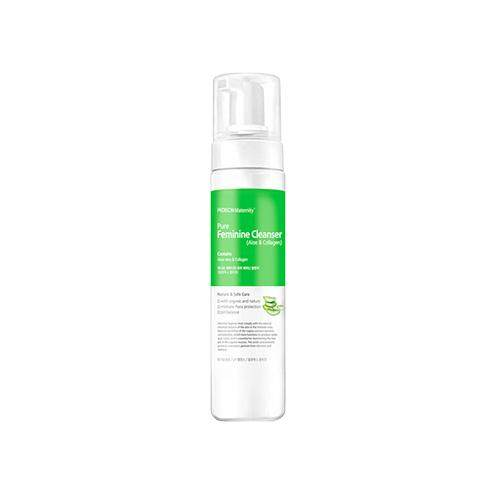 PEDISON Maternity Pure Feminine Foam Cleanser 200ml - Aloe & Collagen