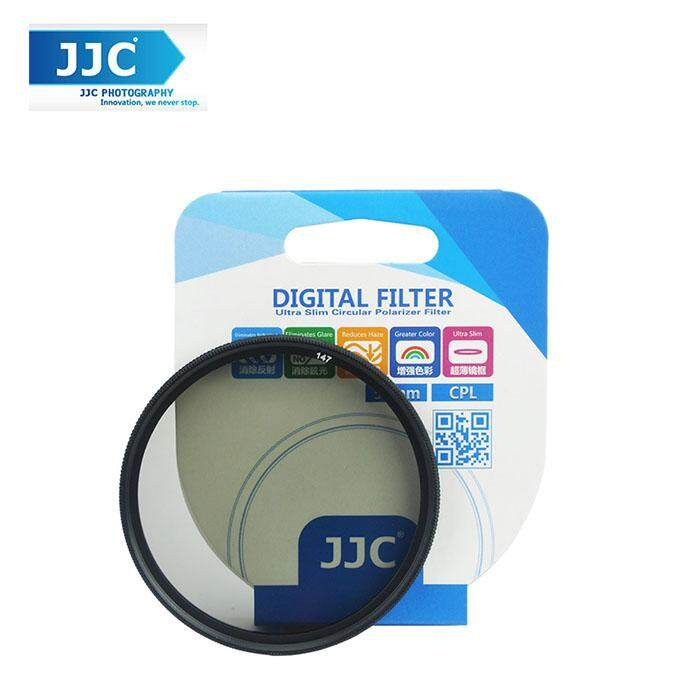JJC 37mm Filter CPL Circular Polarizer Filter Ultra Slim for Camera DSLR Lens ( F-CPL37 )