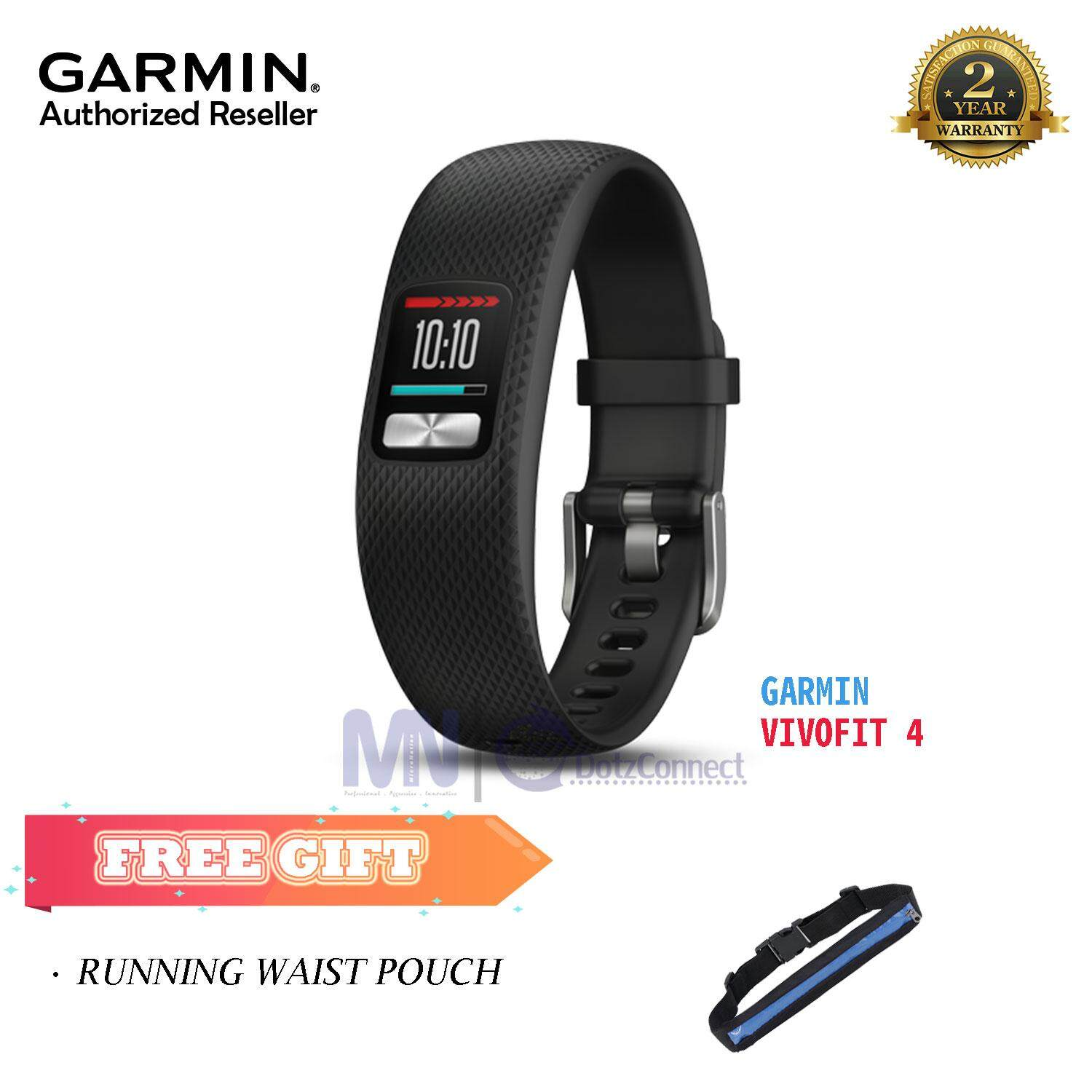 Garmin Vivofit 4 Activity Tracker with 1+ Year Battery Life